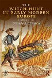 Witch-Hunt in Early Modern Europe  4th 2016 (Revised) 9781138808102 Front Cover