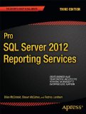 Pro SQL Server 2012 Reporting Services  3rd 2012 edition cover