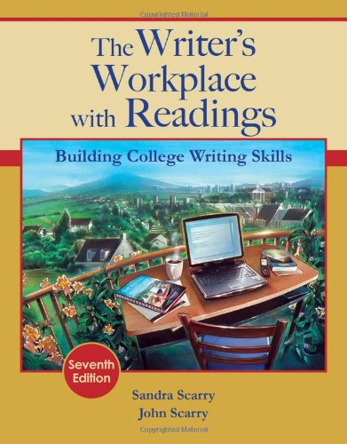 Writer's Workplace with Readings Building College Writing Skills 7th 2011 edition cover
