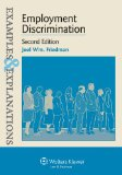 Employment Discrimination  2nd 2014 (Student Manual, Study Guide, etc.) edition cover