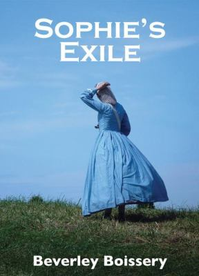 Sophie's Exile 0  2008 9781550028102 Front Cover
