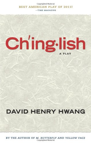 Chinglish   2012 edition cover