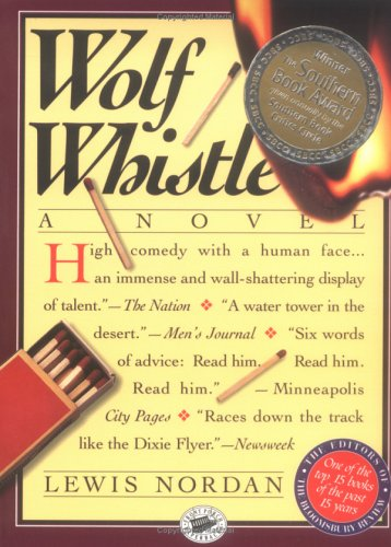 Wolf Whistle   2003 edition cover