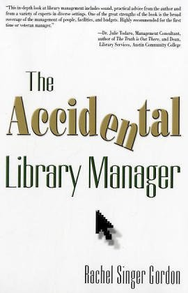 Accidental Library Manager  2005 edition cover