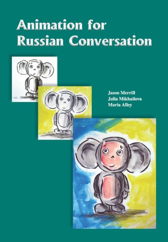 Animation for Russian Conversation   2009 edition cover