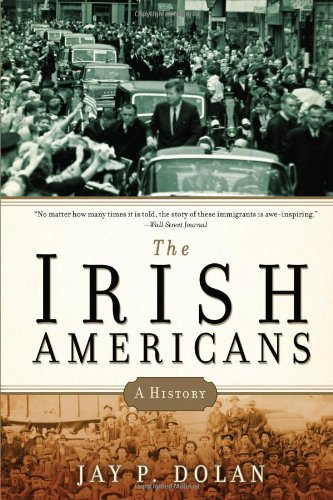 Irish Americans A History N/A edition cover