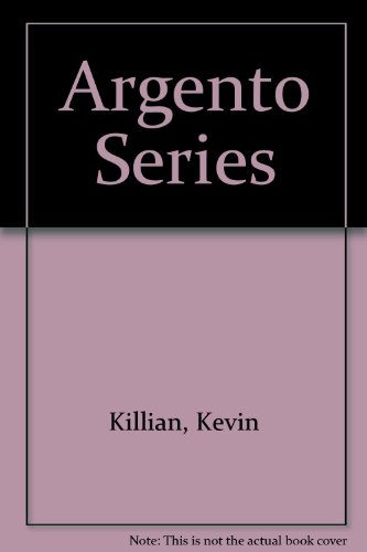 Argento Series  N/A edition cover