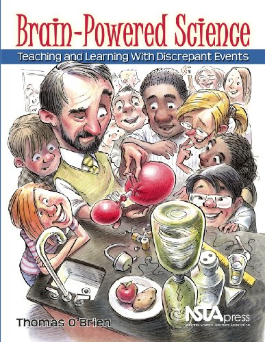Brain-Powered Science Teaching and Learning with Discrepant Events  2010 edition cover