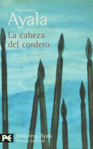 LA Cabeza Del Cordero:  1983 edition cover