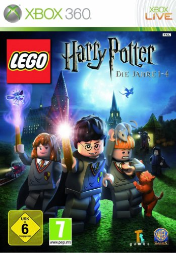 Lego Harry Potter - Die Jahre 1 - 4 [Software Pyramide] Xbox 360 artwork