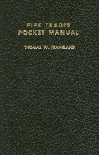 Pipe Trades Pocket Manual   1969 9780028024103 Front Cover