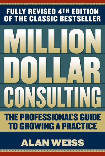 Million Dollar Consulting  4th 2009 edition cover