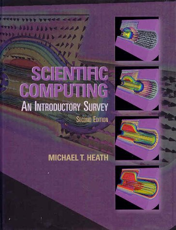 Scientific Computing  2nd 2002 (Revised) 9780072399103 Front Cover