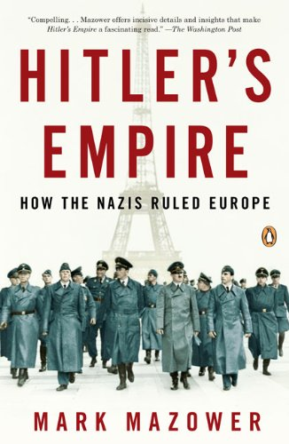 Hitler's Empire How the Nazis Ruled Europe  2009 edition cover