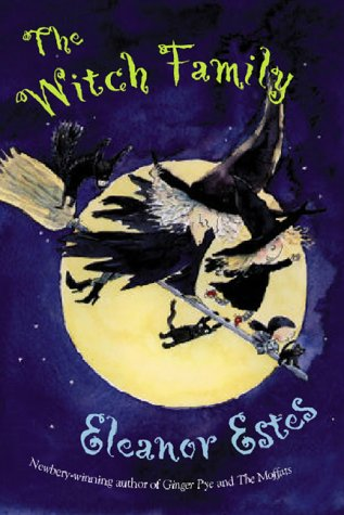 Witch Family   1957 edition cover