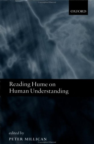 Reading Hume on Human Understanding Essays on the First Enquiry  2002 9780198752103 Front Cover