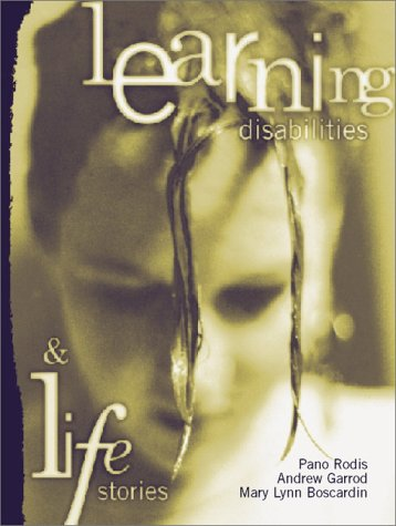Learning Disabilities and Life Stories   2001 edition cover