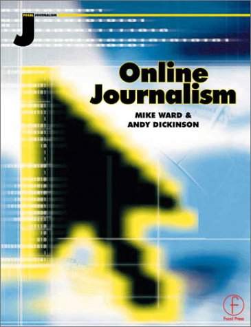 Journalism Online   2002 9780240516103 Front Cover
