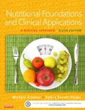 Nutritional Foundations and Clinical Applications A Nursing Approach 6th 2016 9780323242103 Front Cover