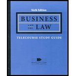 Telcrse Sg-Bus Law Prin/Cases  6th 2004 edition cover