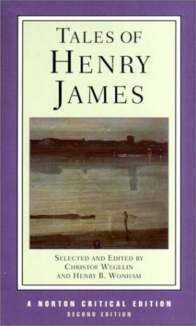 Tales of Henry James  2nd 2002 edition cover