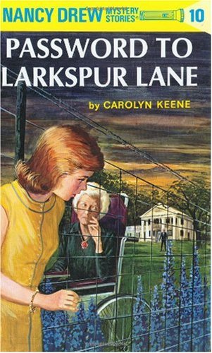 Password to Larkspur Lane   1994 edition cover