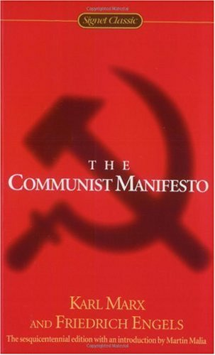 Communist Manifesto   1998 edition cover