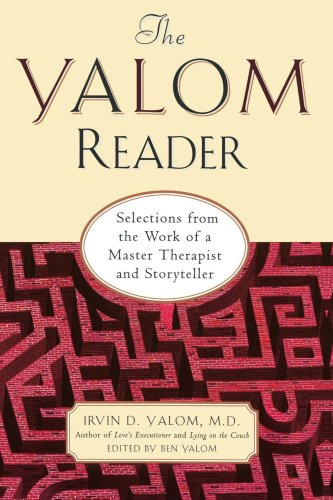 Yalom Reader Selections from the Work of a Master Therapist and Storyteller N/A edition cover