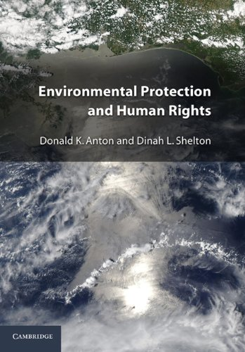 Environmental Protection and Human Rights   2011 9780521747103 Front Cover