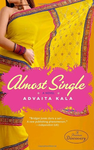 Almost Single A Novel  2009 9780553386103 Front Cover