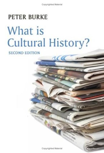 What Is Cultural History?  2nd 2008 edition cover