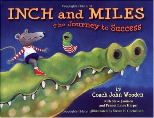 Inch and Miles : The Journey to Success  2003 edition cover
