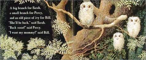 Owl Babies   1992 edition cover