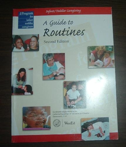 INFANT TODDLER GUIDE TO ROUTIN 2nd 2002 edition cover