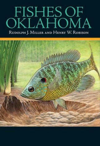 Fishes of Oklahoma   2004 edition cover