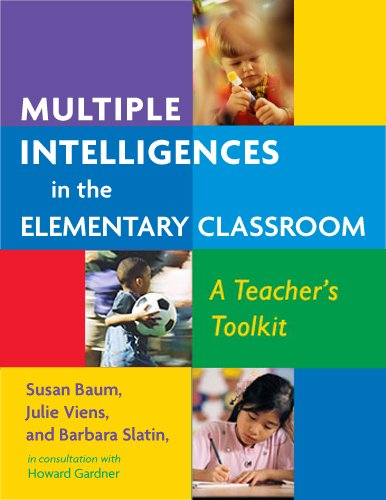 Multiple Intelligences in the Elementary Classroom A Teacher's Toolkit  2005 edition cover