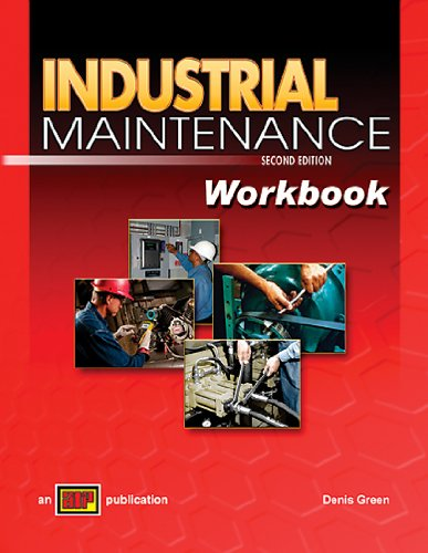 INDUSTRIAL MAINTENANCE-WORKBOO 2nd 2005 edition cover