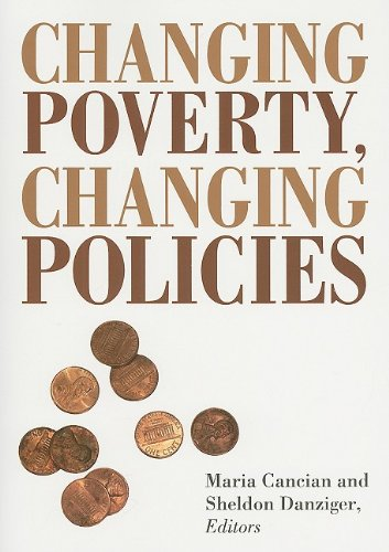 Changing Poverty, Changing Policies   2009 edition cover