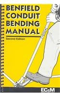 Benfield Conduit Bending Manual 1st edition cover