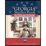 Georgia Studies Book : Our State and the Nation 2nd 2004 edition cover