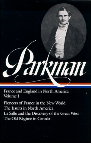 France and England in North America   1983 (Reprint) edition cover