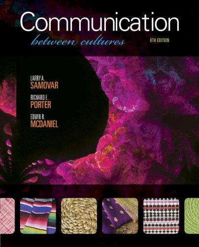 Communication Between Cultures  8th 2013 edition cover