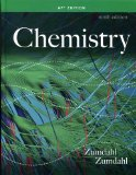 Chemistry:  9th 2013 9781133611103 Front Cover