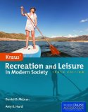 Kraus' Recreation and Leisure in Modern Society  10th 2015 edition cover