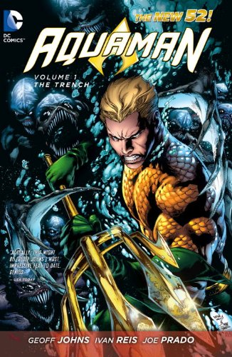 Aquaman Vol. 1: the Trench (the New 52)   2012 9781401237103 Front Cover