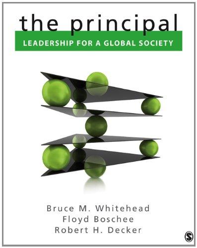 Principal Leadership for a Global Society  2013 edition cover