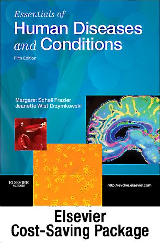 Essentials of Human Diseases and Conditions - Text and Workbook Package  5th edition cover