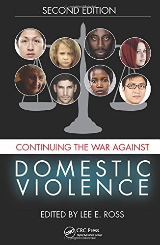Continuing the War Against Domestic Violence  2nd 2014 (Revised) edition cover