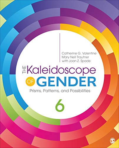 Kaleidoscope of Gender Prisms, Patterns, and Possibilities 6th 2020 9781506389103 Front Cover