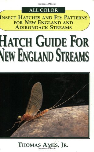 Hatch Guide for New England Streams   2000 edition cover